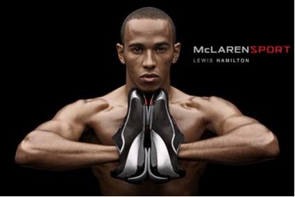 Chaussures McLaren et McLaren sport