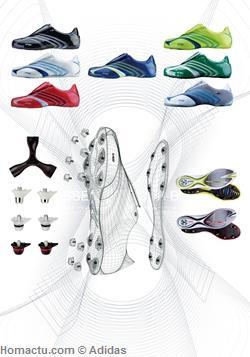 vous pouvez personnaliser votre paire d'Adidas