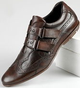 chaussures de ville DERBYS MARRON