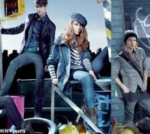 la ligne DKNY, l'esprit New-yorkais