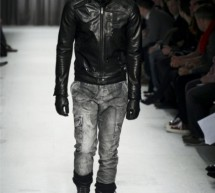 Moschino, mode homme hiver 2009, fashion week