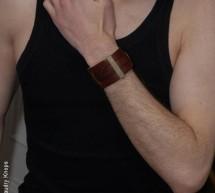 Les bracelets Ursul, le détail top