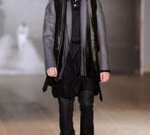 Kris van Assche, mode homme, hiver 2009