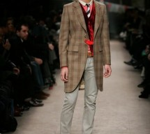 Paul Smith, mode homme, automne hiver 2009 2010