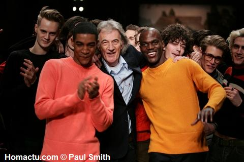 Paul Smith mode homme