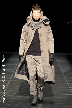 mode homme hiver 2009