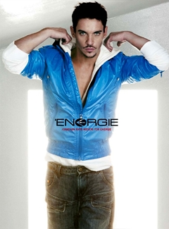 Jonathan Rhys-Meyers pour Energie jeans