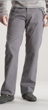 Pantalon homme à découpes.