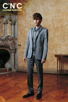 Costume national, mode homme