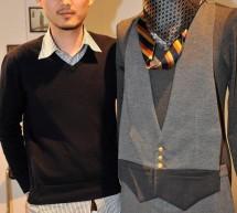 Mode homme : le Sud-coréen Seo In Choi, grand prix du Festival de Dinard