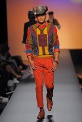 Mode homme jp gaultier  2009