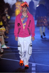 John Galliano mode homme été 2009