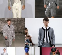 Mode homme été 2009 : le gris la couleur tendance