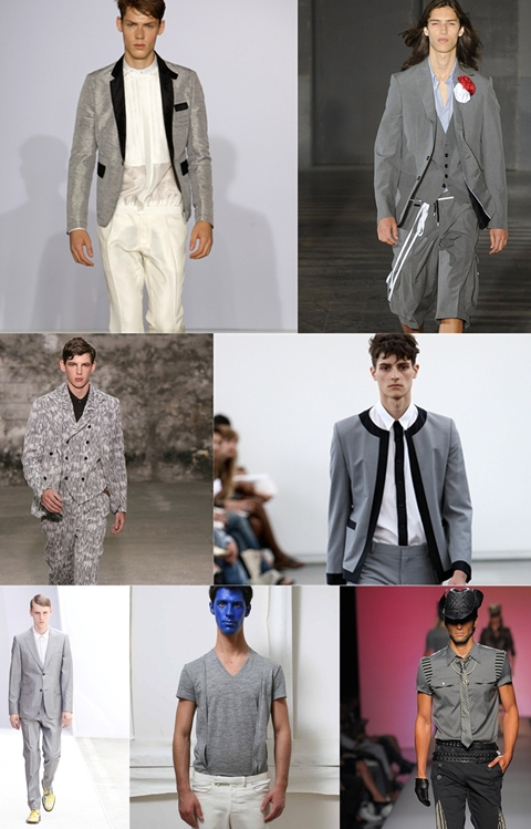 Mode homme été 2009