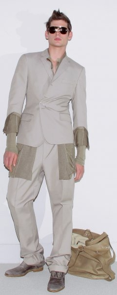 Yves Saint Laurent Croisière Homme 2010
