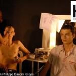 Damir Doma, backstage défilé mode homme collection été 2010