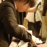 Miharayasuhiro, backstage fashion week Paris, collection été 2010 (14)