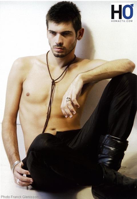 Bevorzugt Mannequin mode homme: Jonathan Mahaut – Mode homme , lifestyle  CO39