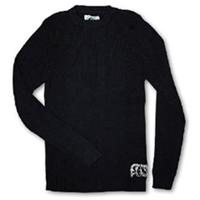 Pull fait main tricoté manuellement