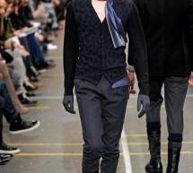 Lanvin, mode homme, automne hiver 2009 2010
