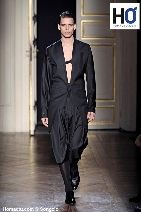 songzio mode homme hiver 2009 un esprit guerrier mode homme lifestyle culture beaut homactu. Black Bedroom Furniture Sets. Home Design Ideas