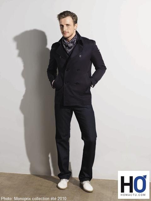 Mode homme Monoprix