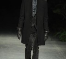 Costume National Homme, mode automne hiver 2010-2011, fashion week Milan
