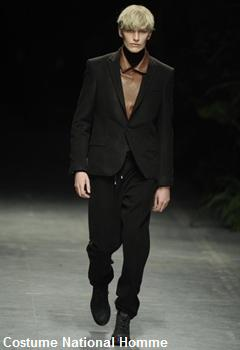 Mode homme,  Costume National Homme