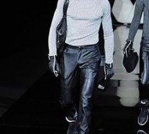 Emporio Armani, mode homme hiver 2010-2011, fashion week Milan