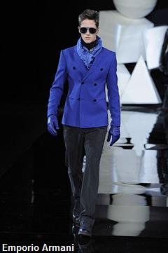 Mode homme hiver 2010