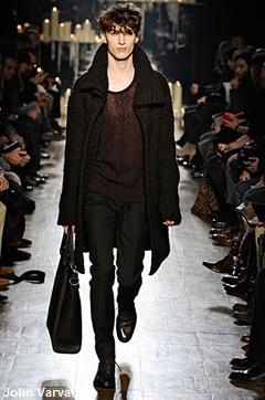 fashion week Milan, mode homme hiver 2010-2011