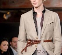 Smalto, fashion week Paris, mode homme hiver 2010-2011, Le Style imprégné d'influences Tatare !