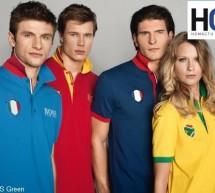 BOSS Green, mettez-vous au couleur de la coupe du monde 2010