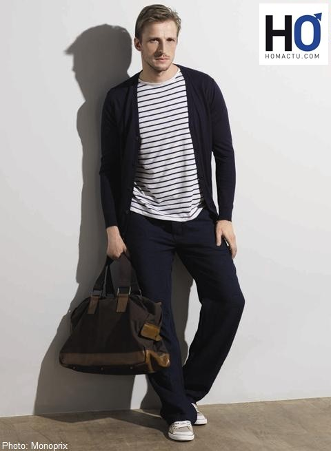 Mode homme été 2010