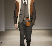 Dunhill, collection automne hiver 2010 2011