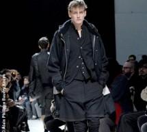 Miharayasuhiro, mode homme, automne hiver 2011-2012, fashion week Paris
