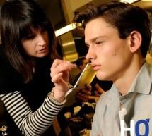 Backstage, Dolce&Gabbana, défilé homme, collection automne hiver 2011-2012
