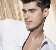 Fabio Salsa, coiffure homme, printemps été 2011