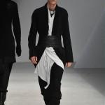 Julius, mode masculine, automne hiver 2011-2012, fashion week Paris v2 (3)