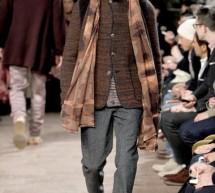 Missoni, mode homme, automne hiver 2011-2012, fashion week Milan