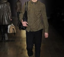 Trussardi 1911, mode homme, collection automne hiver 2011-2012