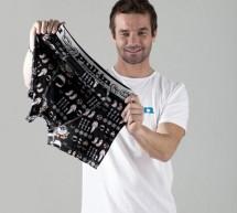 Sébastien Loeb présente les sous-vêtements Pull-in