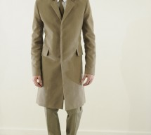 Roland Mouret MR, collection homme, automne hiver 2011-2012