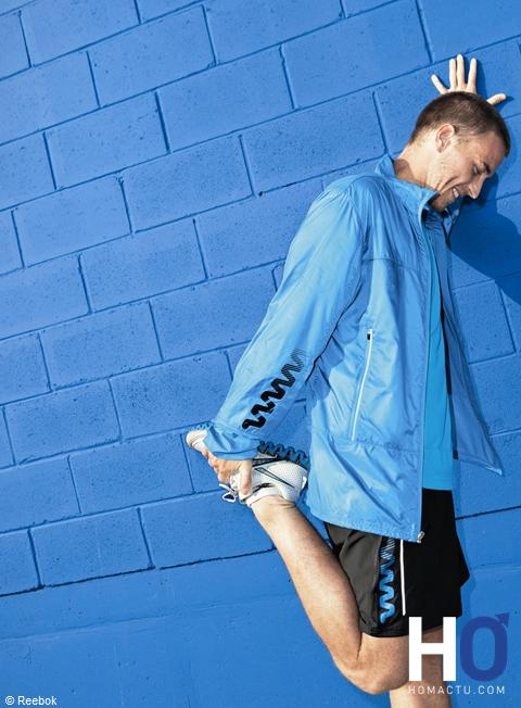 Reebok, une collection de textile ZigTech