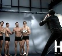 Dim sous vêtement homme, le spot télévision Dim 3D Flex !