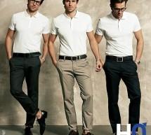 chinos pantalon homme, incontournable!