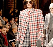 Thom Browne, collection homme automne hiver 2011/12