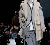 Miharayasuhiro, mode masculine, automne-hiver 2011/12