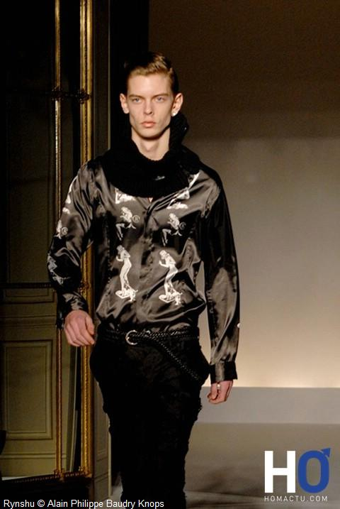 Mode homme, Rynshu, automne hiver 11/12