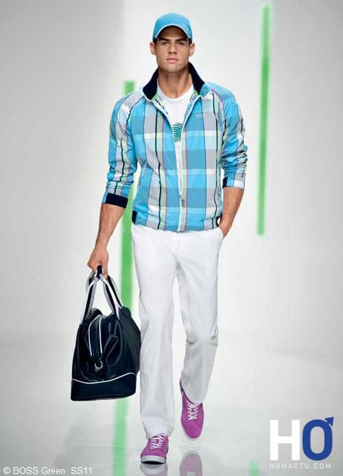 BOSS Green Men's Collection Spring / Summer 2011